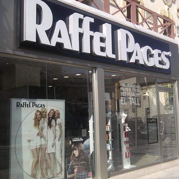 Raffael Pages
